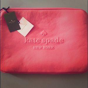 """Kate Spade Zip Closure 13"""" Laptop Sleeve"""